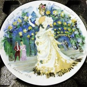 Women of Temptations Collector Plate